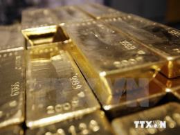 Căng thẳng địa chính trị gia tăng, vàng lên giá