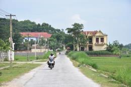 Vốn chính sách xã hội giúp dân Tam Đảo thoát nghèo