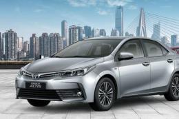 Toyota Corolla Altis nâng cấp có giá bán rẻ hơn 45 triệu đồng so với trước