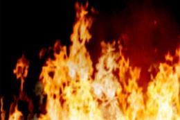 TP Hồ Chí Minh: Cháy lớn tại tiệm bán sơn, một người tử vong