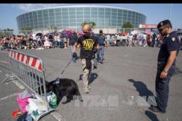 Italy: Nổ trước đồn Hiến binh tại Rome