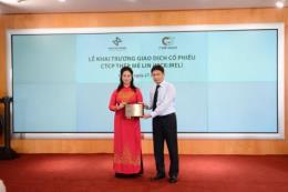 15 triệu cổ phiếu của Thép Mê Lin niêm yết trên HNX