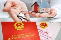 Nhiều rủi ro khi mua nhà ở dự án nợ tiền thuế sử dụng đất