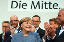 Kinh tế cứu vãn bà Angela Merkel trong cuộc bầu cử Đức