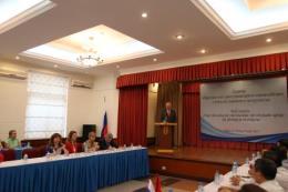 Việt Nam - Liên bang Nga hợp tác nhiều dự án công nghệ cao