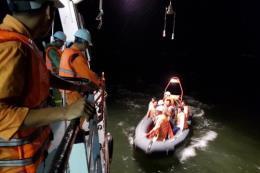 Huy động nhiều lực lượng để tìm người mất tích tại biển Quy Nhơn