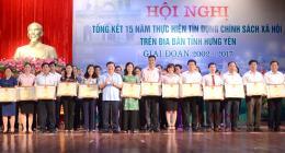 Hưng Yên: Các chương trình ưu đãi tín dụng góp phần giảm nghèo bền vững