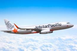 Tháng 10, Jetstar Pacific có tỷ lệ chuyến bay đúng giờ thấp nhất