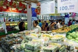 Tp.Hồ Chí Minh phấn đấu đưa tỷ trọng bán lẻ hàng hóa theo kênh phân phối hiện đại đạt 60%