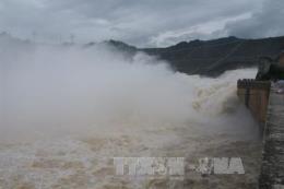 Dự án thủy điện Sơn Tân có nguy cơ phải ngừng thi công do vướng đền bù