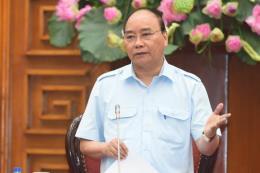 Thủ tướng Nguyễn Xuân Phúc: Trong khó khăn, PVN càng phải vững vàng