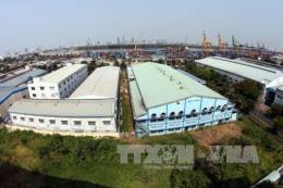 Giá đất gần khu công nghiệp tăng chóng mặt