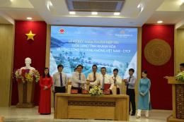 UBND tỉnh Khánh Hòa và Vietnam Airlines ký kết thỏa thuận hợp tác