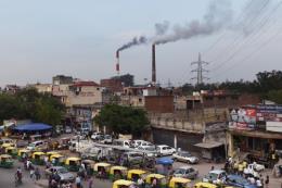 Ô nhiễm không khí cướp đi sinh mạng gần 9 triệu người trong năm 2015