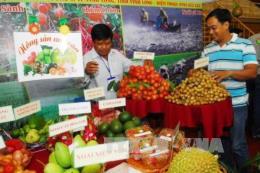 Khai mạc Hội chợ triển lãm nông nghiệp, thương mại vùng trung du miền núi phía Bắc 2017