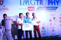 Bà Nà Hills Golf Club tổ chức thành công Cúp thường niên IMG lần thứ 2
