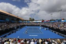 """""""Chạm mặt"""" ngôi sao làng banh nỉ tại Quần vợt Australia mở rộng 2018"""