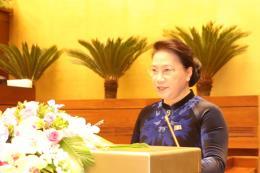 Toàn văn phát biểu của Chủ tịch Quốc hội Nguyễn Thị Kim Ngân khai mạc Kỳ họp Quốc hội