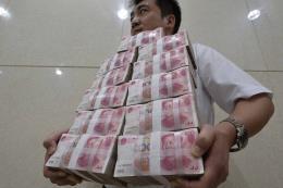 Trung Quốc bơm tiền mặt vào thị trường năm ngày liên tiếp