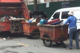Hà Nội: Lại có công nhân môi trường bị hành hung