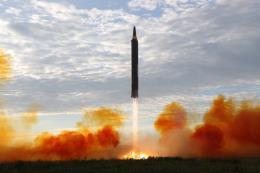 Mỹ cân nhắc chiến lược đánh chặn tên lửa Triều Tiên