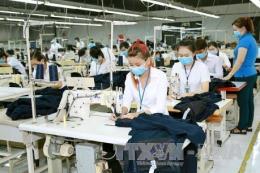 Ngành dệt may quyết tâm hoàn thành mục tiêu sản xuất năm 2018