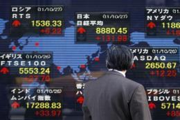 Thị trường chứng khoán châu Á giao dịch lặng lẽ trong phiên đầu tuần
