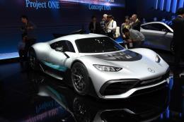 Tokyo Motor Show 2017:  Hội tụ các xe tích hợp công nghệ trí tuệ nhân tạo