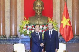 Việt Nam coi Nhật Bản là đối tác tin cậy, lâu dài trên tất cả các lĩnh vực