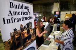 Thị trường lao động Mỹ tiếp tục vững ổn