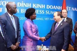Thủ tướng Nguyễn Xuân Phúc tiếp Phó Chủ tịch WB khu vực Đông Á và Thái Bình Dương