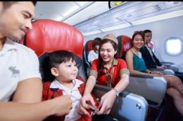 Vietjet Air tung 800.000 vé giá 0 đồng cho ngày Online Friday