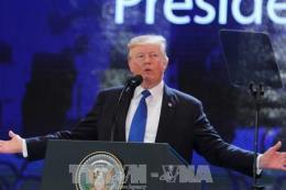 APEC 2017: Tổng thống Mỹ khẳng định vai trò của Nga trong giải quyết các vấn đề quốc tế