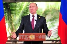 APEC 2017: Nga, Trung Quốc chia sẻ quan điểm về vấn đề Triều Tiên