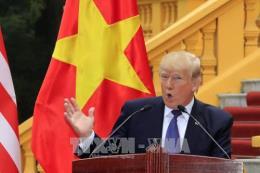Chuyến công du châu Á của Tổng thống Trump không có nhiều thách thức