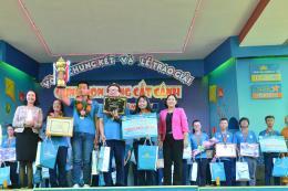 """Cuộc thi """"Cùng non sông cất cánh"""" do Vietnam Airlines tài trợ đã tìm ra nhà vô địch"""