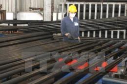 Sản xuất và tiêu thụ thép xây dựng đều giảm mạnh