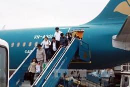 Khai thác đường bay khứ hồi Quý Châu (Trung Quốc) - Huế với tần suất mỗi tuần 3 chuyến