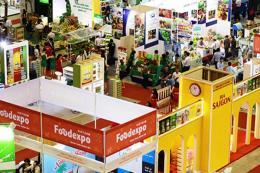 Chính thức khai mạc Triển lãm Quốc tế Công nghiệp Thực phẩm Việt Nam 2017