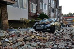 Chính phủ Hàn Quốc thảo luận cách khắc phục hậu quả động đất