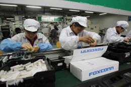 Foxconn: Lợi nhuận tụt dốc mạnh