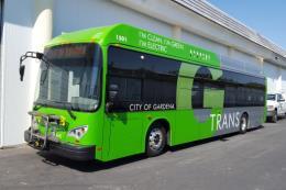 """Trung Quốc cung cấp xe bus """"xanh"""" cho Argentina"""