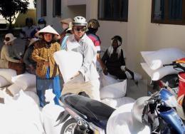 Đắk Lắk phân bổ trên 600 tấn gạo hỗ trợ hơn 8.000 học sinh vùng đặc biệt khó khăn