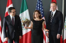 Tái đàm phán NAFTA: Canada phàn nàn về sự cứng nhắc của Mỹ