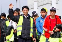 MCC 18 của Trung Quốc cam kết tạo điều kiện tốt nhất cho lao động Việt Nam tại Algeria