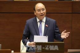Thủ tướng Nguyễn Xuân Phúc: Chất lượng tăng trưởng được cải thiện rõ rệt