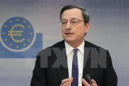 Chủ tịch ECB hối thúc các lãnh đạo EU đồng lòng cải tổ Eurozone