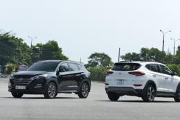 Điều gì khiến Hyundai Tucson 2017 hấp dẫn trong phân khúc Crossover