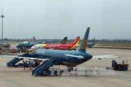 Các hãng hàng không điều chỉnh kế hoạch khai thác do ảnh hưởng của cơn bão số 14