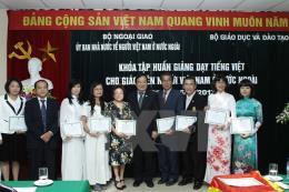 Kinh nghiệm dạy tiếng Việt tại Đức